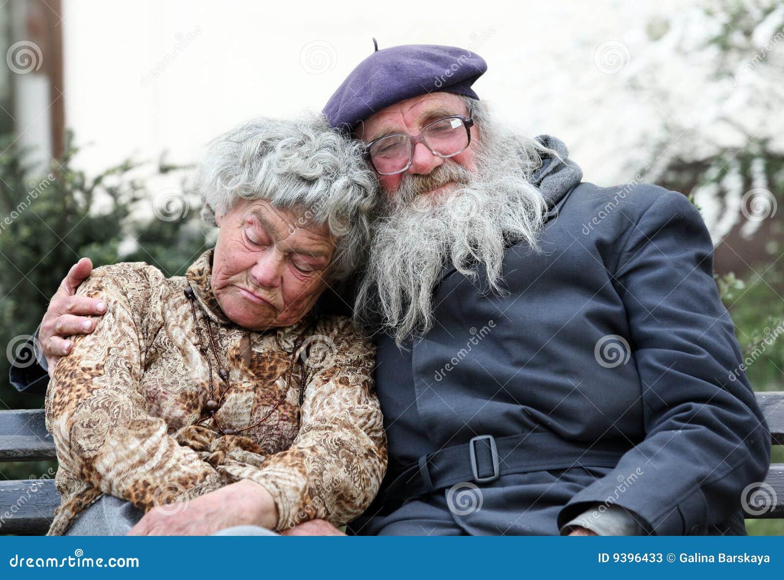 Para bezdomny