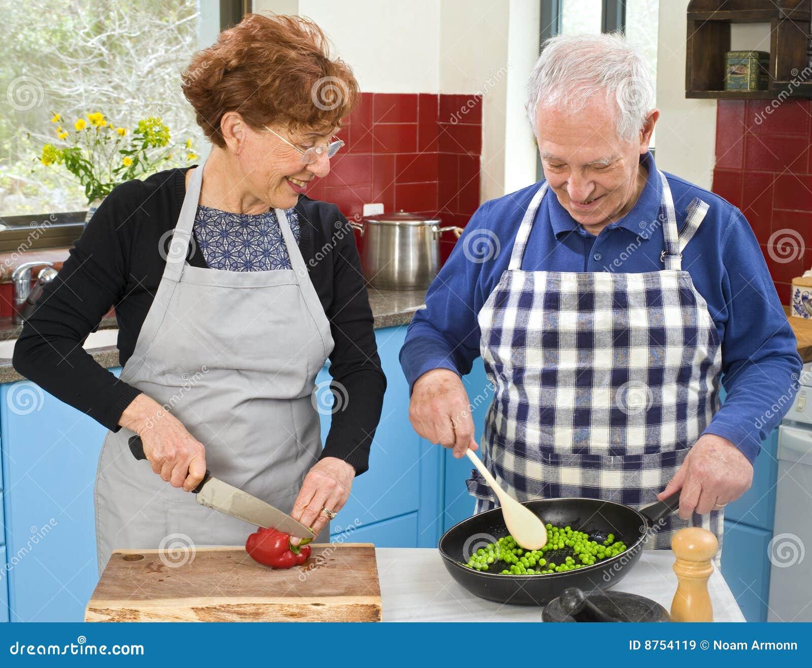 Para kulinarny senior