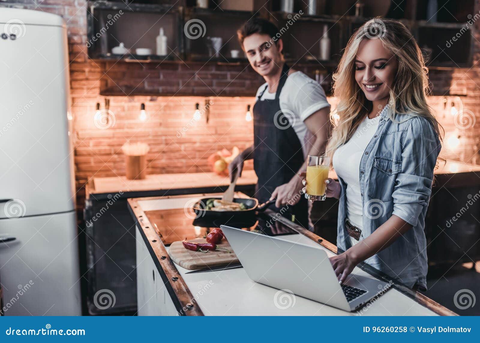 Para na kuchni