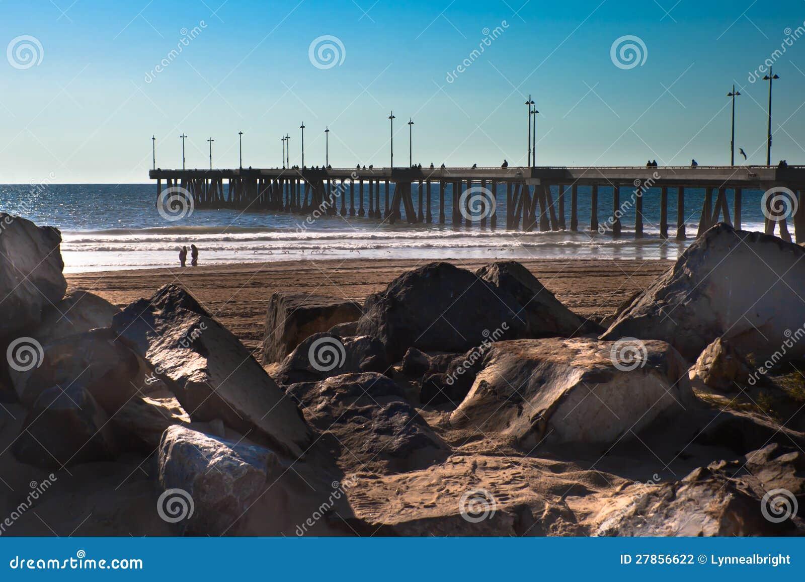 Para na Plaży