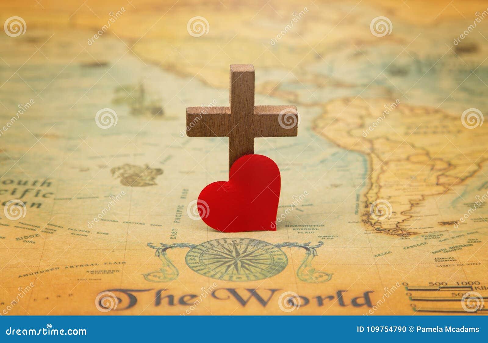 Para o deus amado assim o mundo