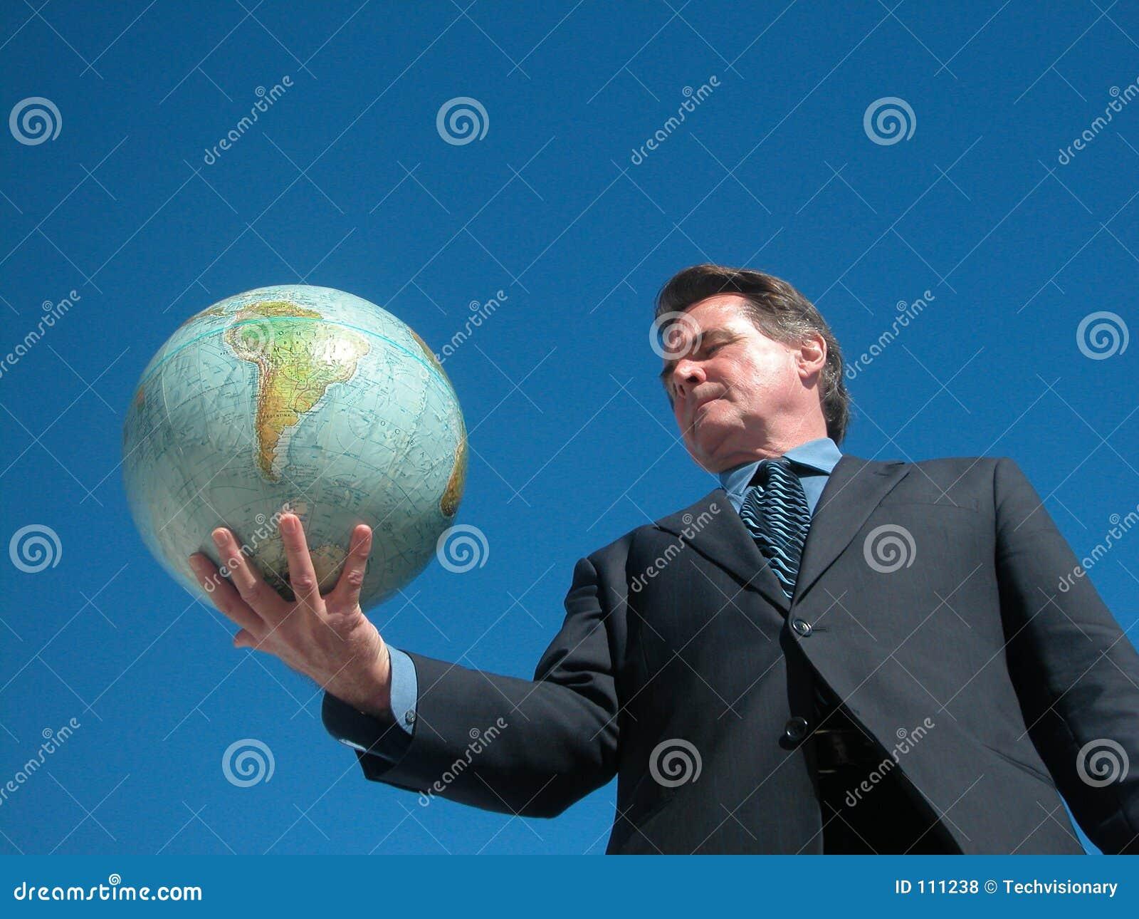 Para possuir o mundo
