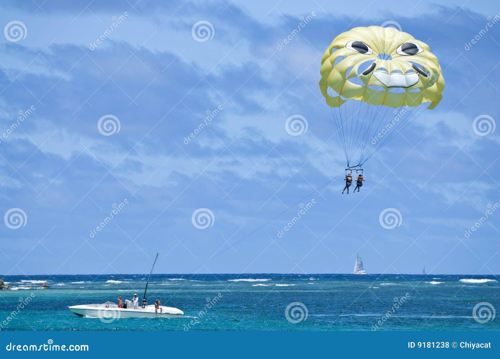 Para-sailing