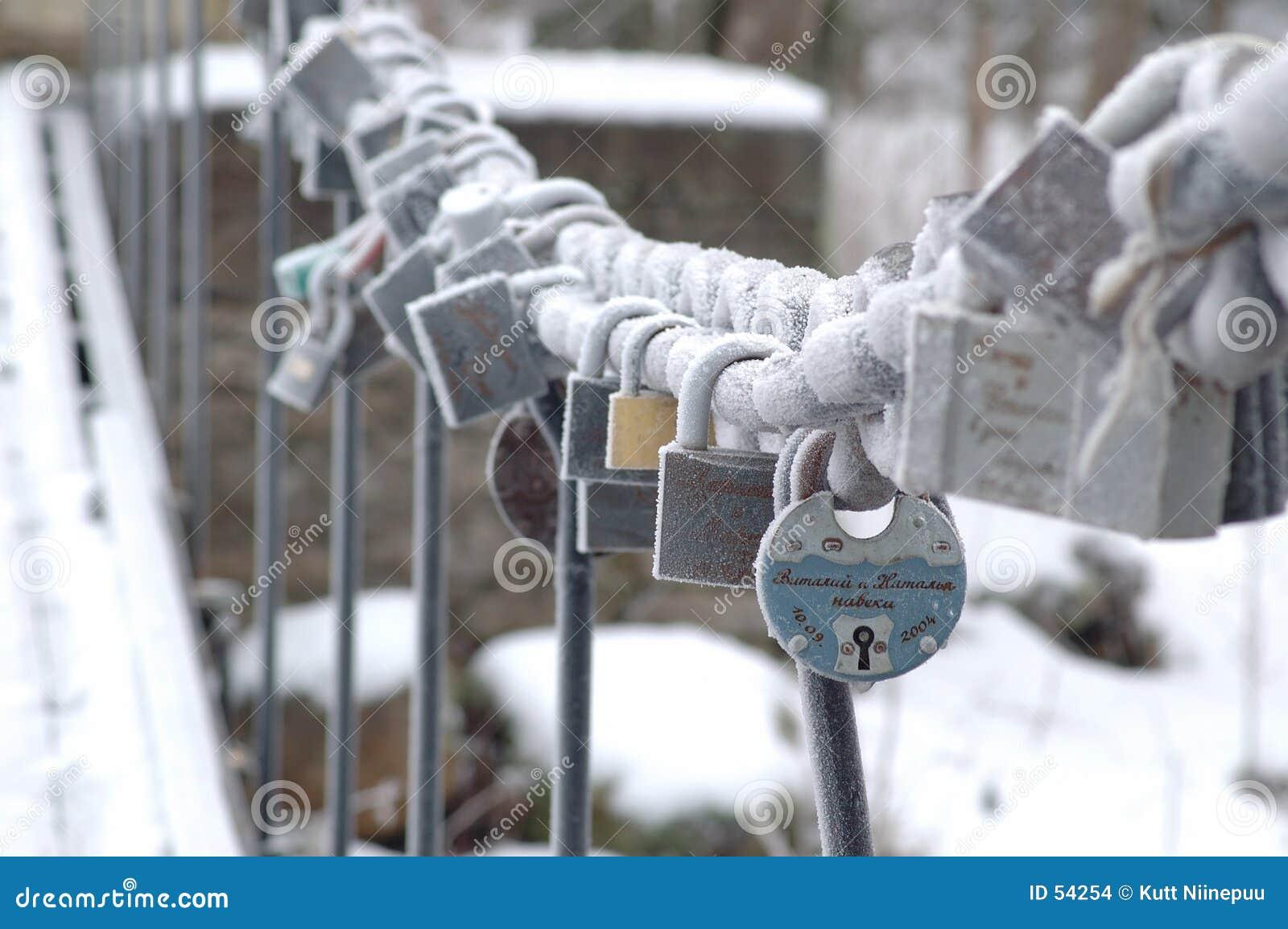 Para sempre união, inverno