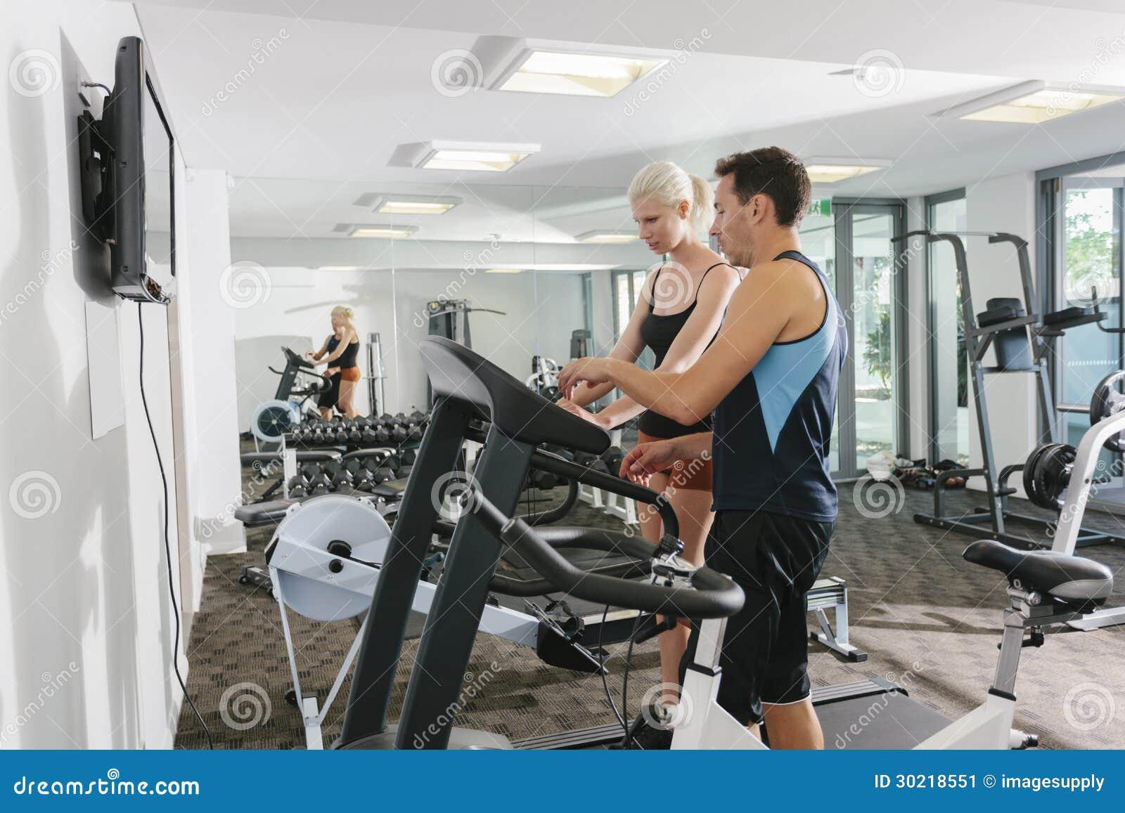 Para w gym