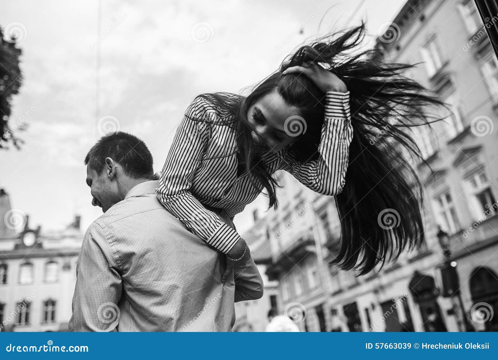 Para w mieście