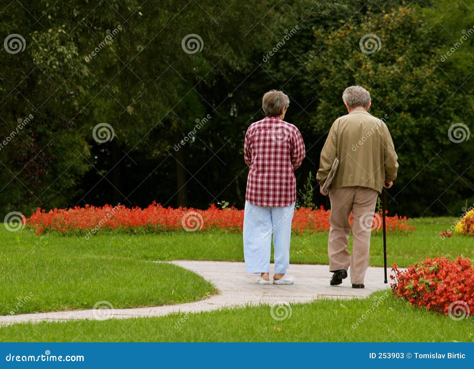 Para wiekowa trzeci na zawsze razem