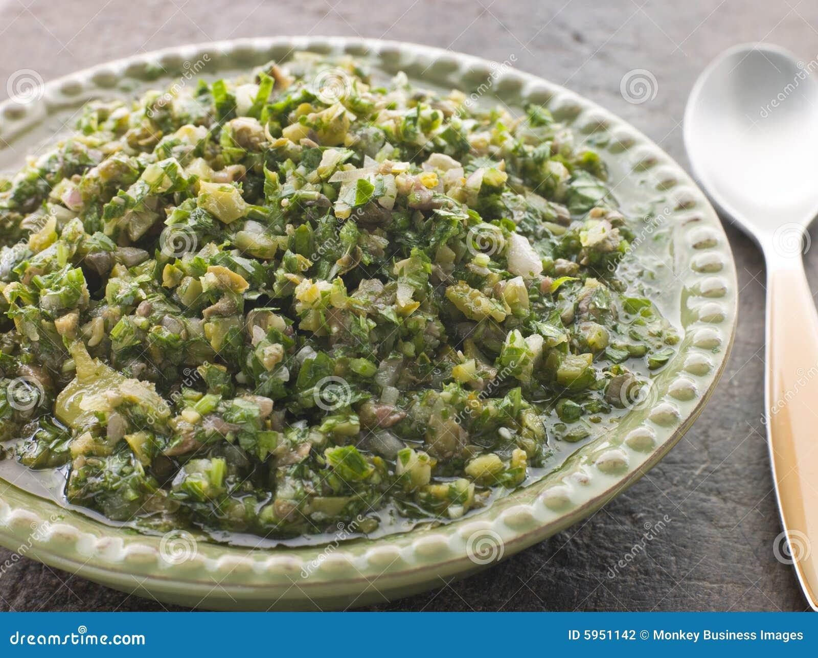 Paraboloïde de Salsa Verde