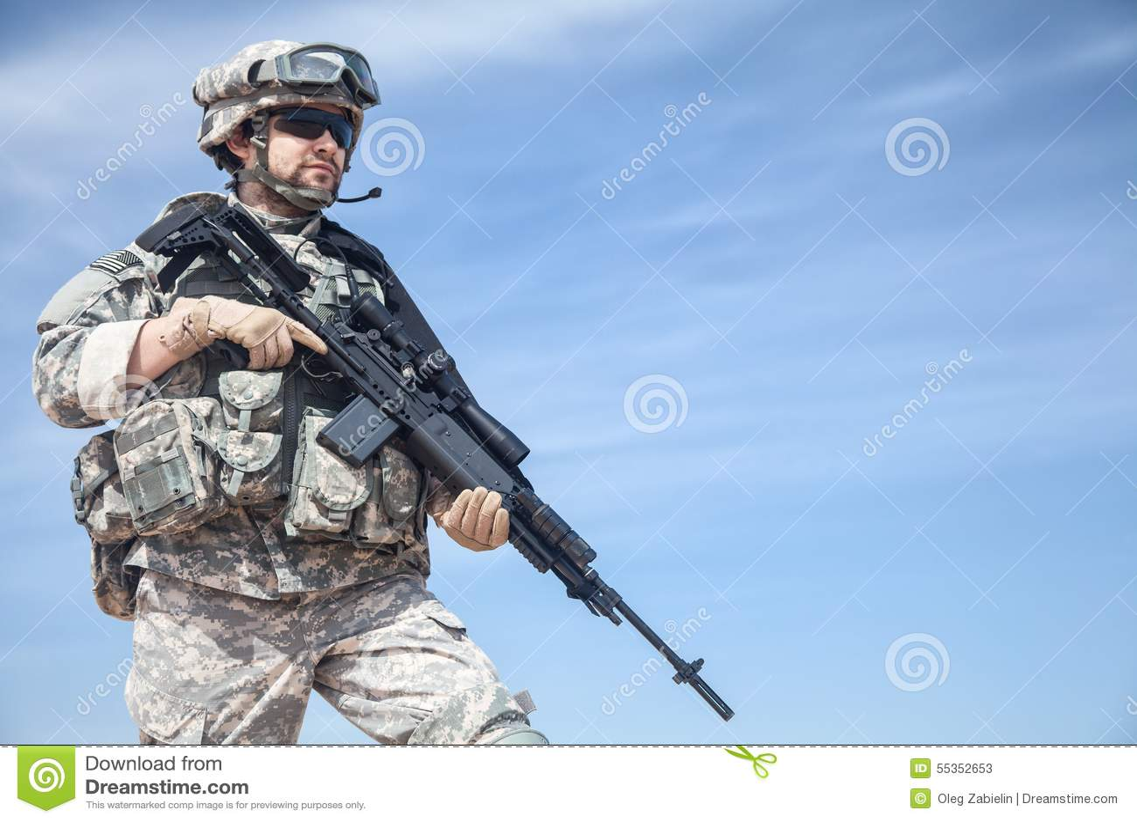 Paracadutista degli Stati Uniti