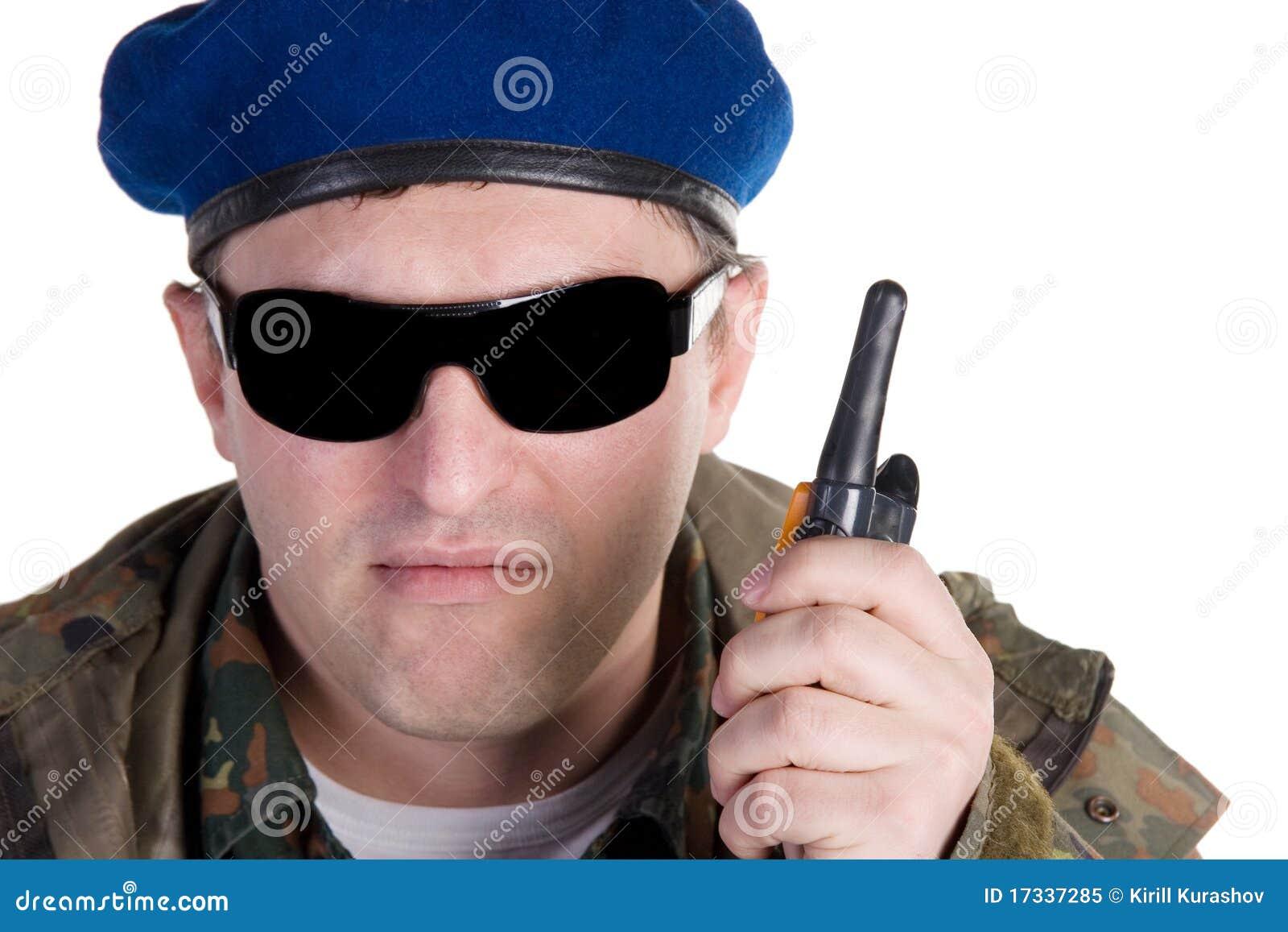 Paracadutista russo