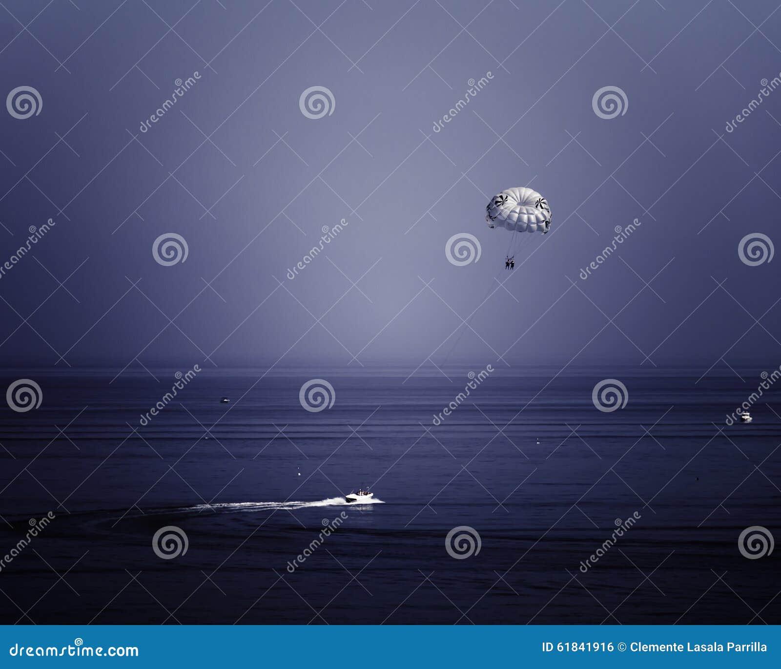 parachute ascensionnel malaga