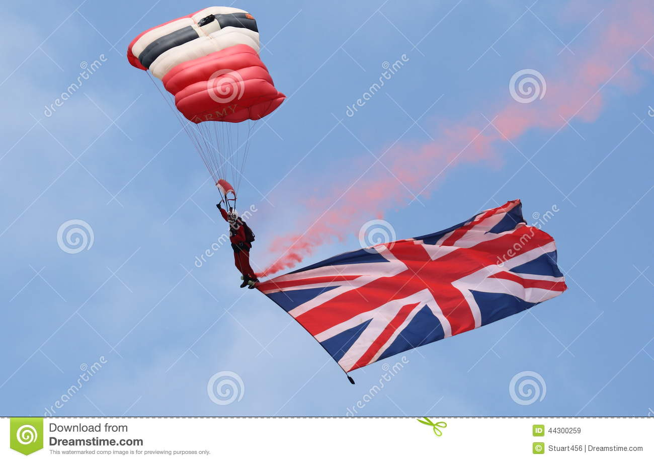 Free Red Parachute 1 Stock Photo - FreeImages.com