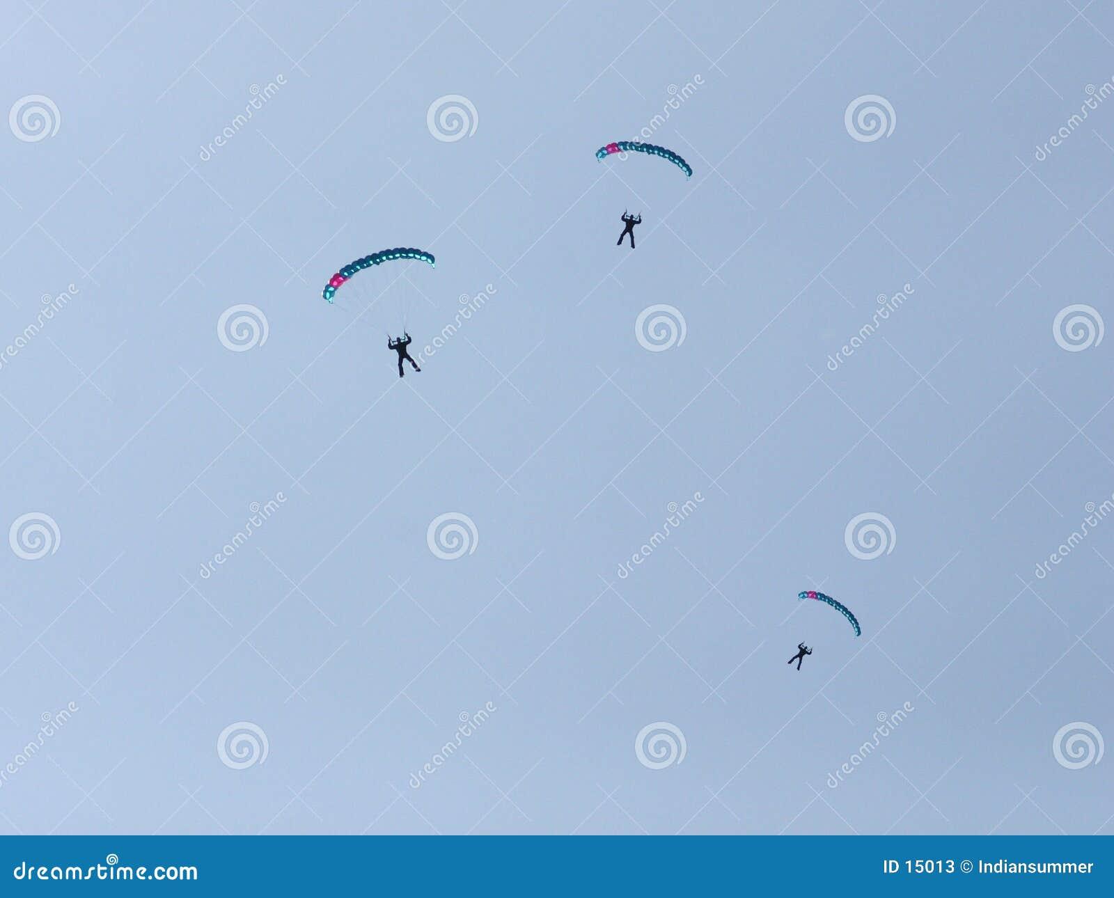 Parachutisten