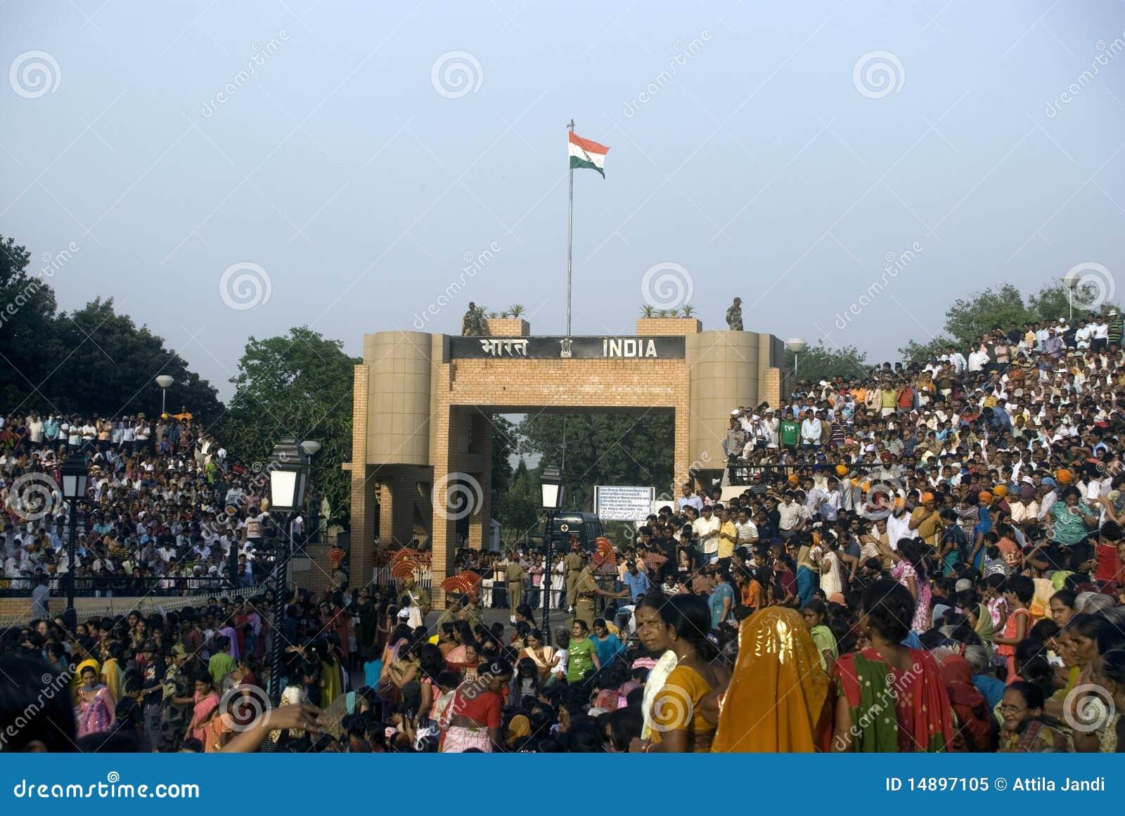 Parade, Attari, Punjab, India