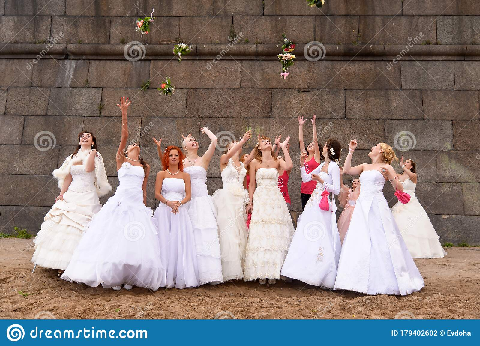 parade bride cosmopolitan festival russia st petersburg riding brides all russian action takes place simultaneously 179402602 Just How To Keep Hot Russian Brides.