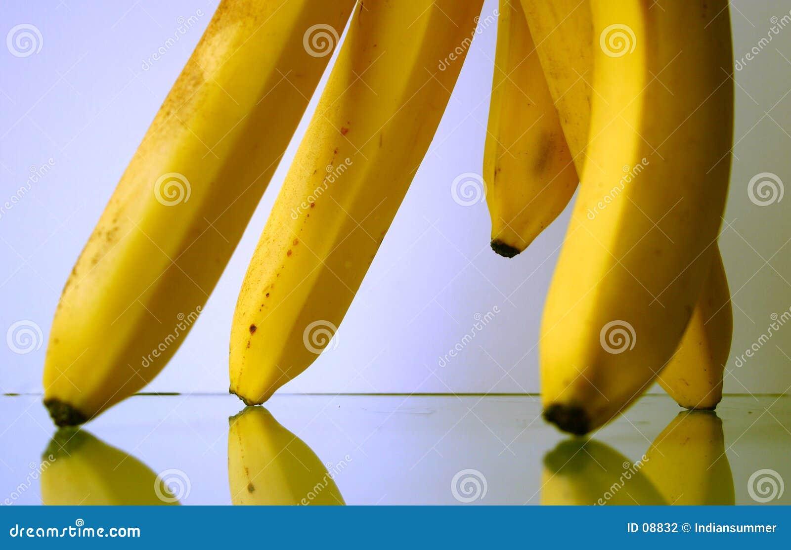 Parade II van bananen