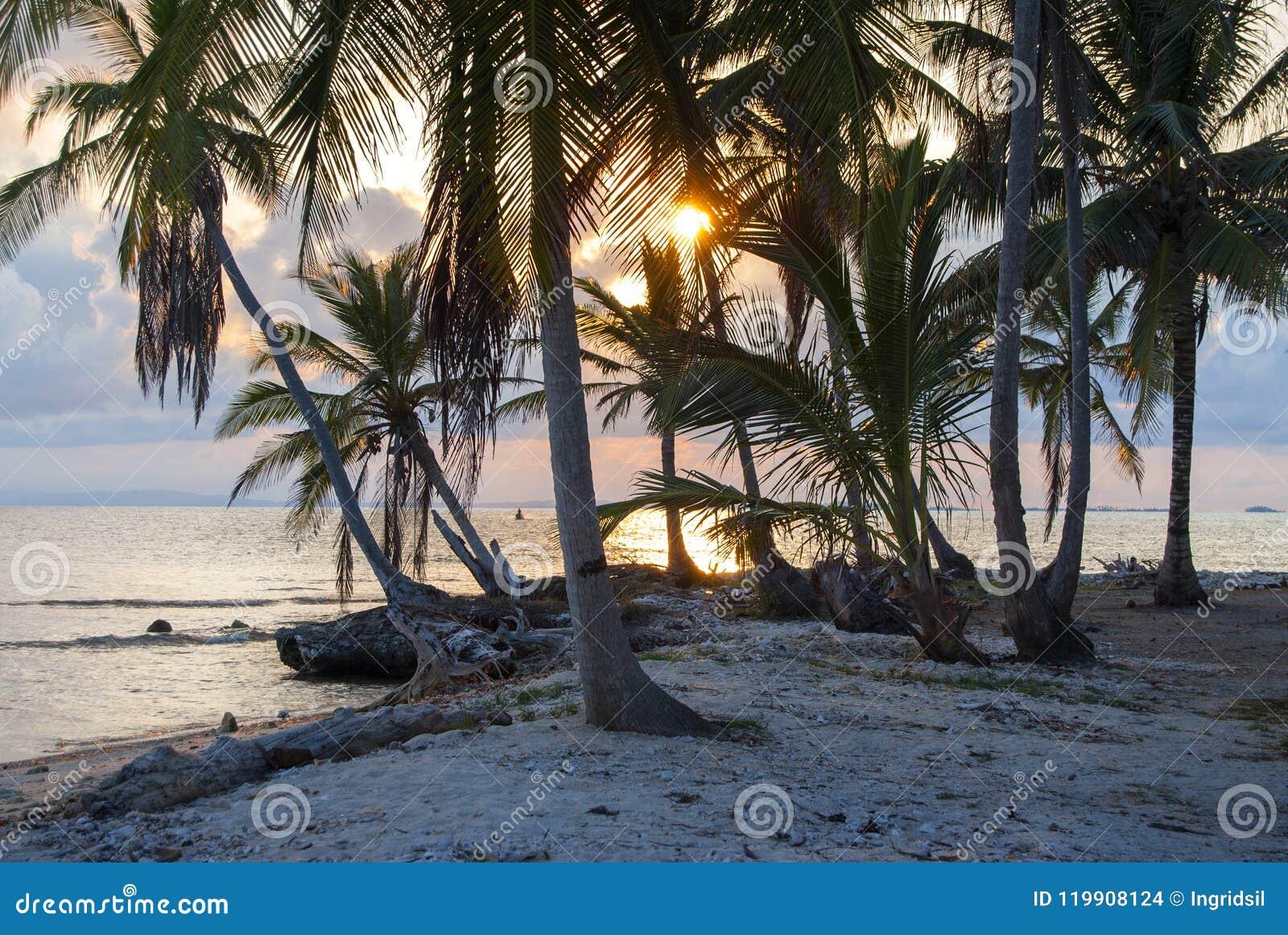 Paradies Sonnenuntergang SONNENAUFGANG