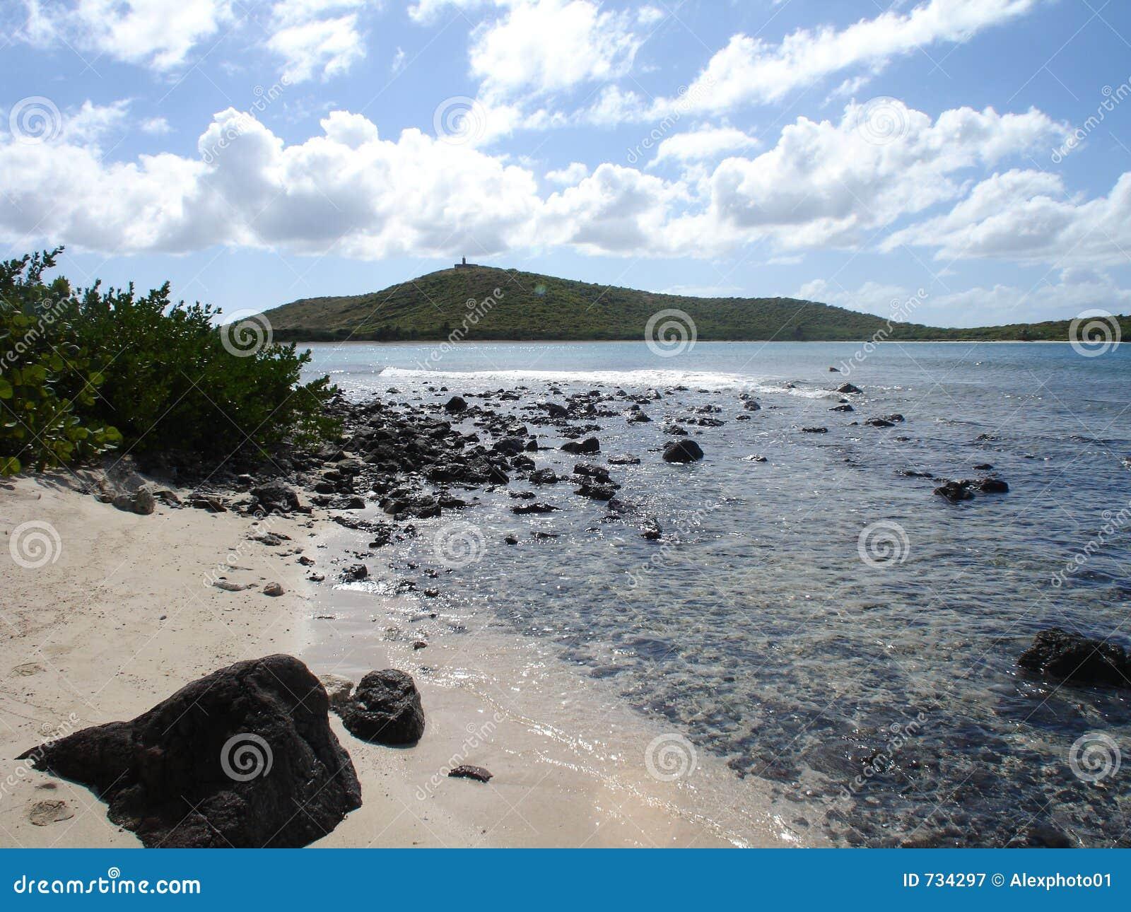 Paradis d île, Porto Rico, des Caraïbes