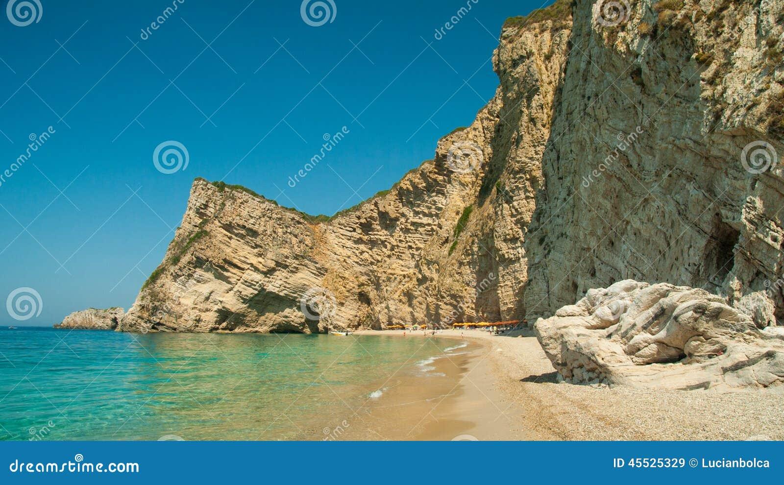 Beaches Near Nafplio Greece