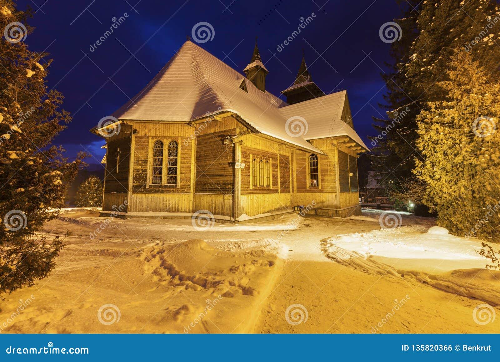 Parafia St Casimir w Koscielisko