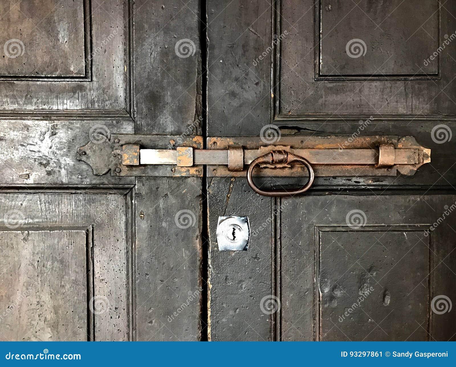 Parafuso de porta