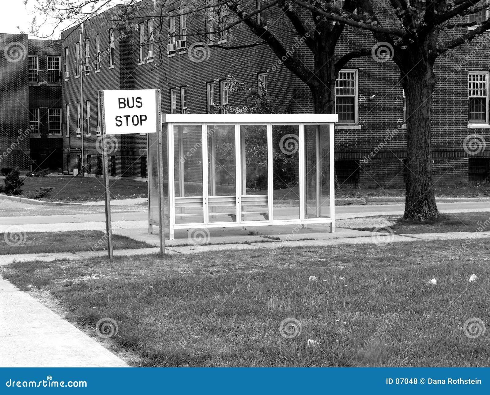 Paragem do autocarro