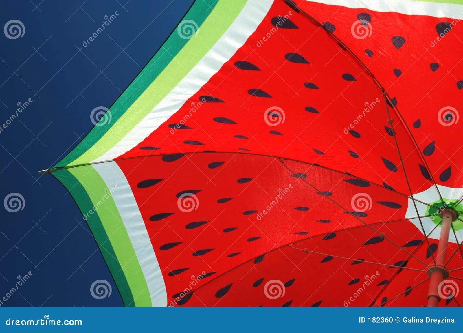Paraguas de Watermellon