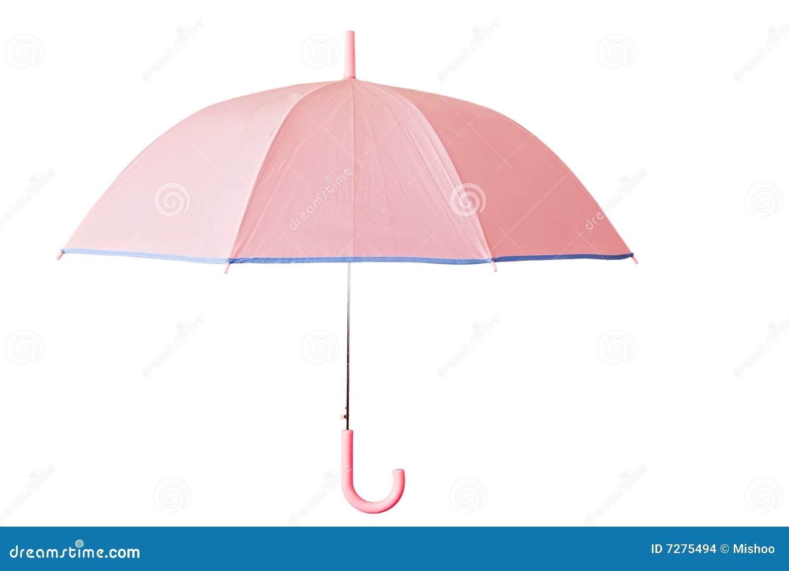 Paraguas rosado
