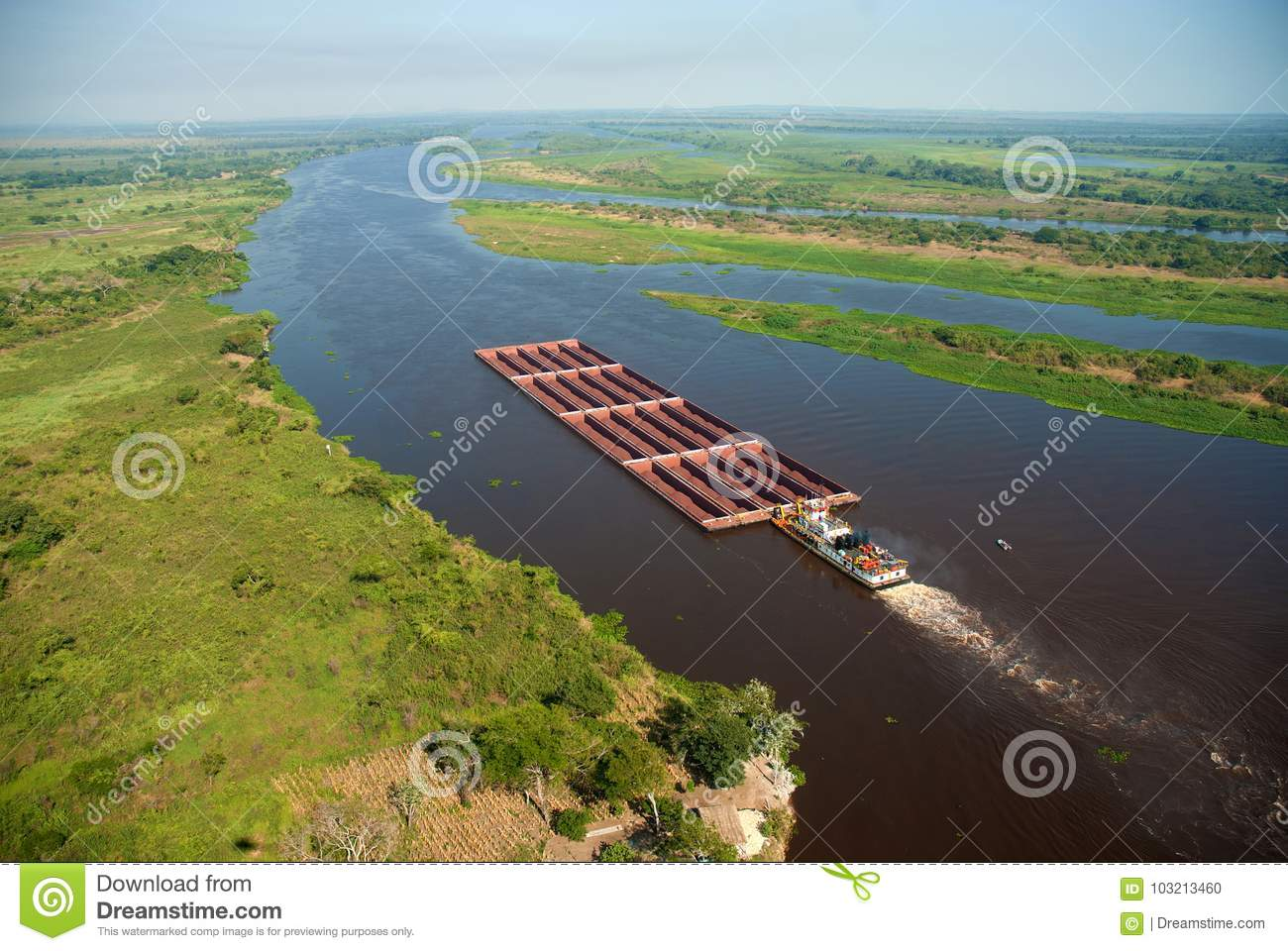 Paraguay River On A Map, Paraguay River, Paraguay River On A Map