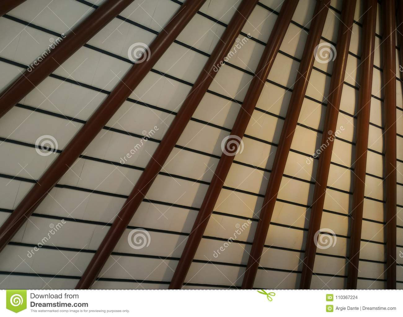 Parallel And Diagonal Lines Stock Photo Image Of Geometrical