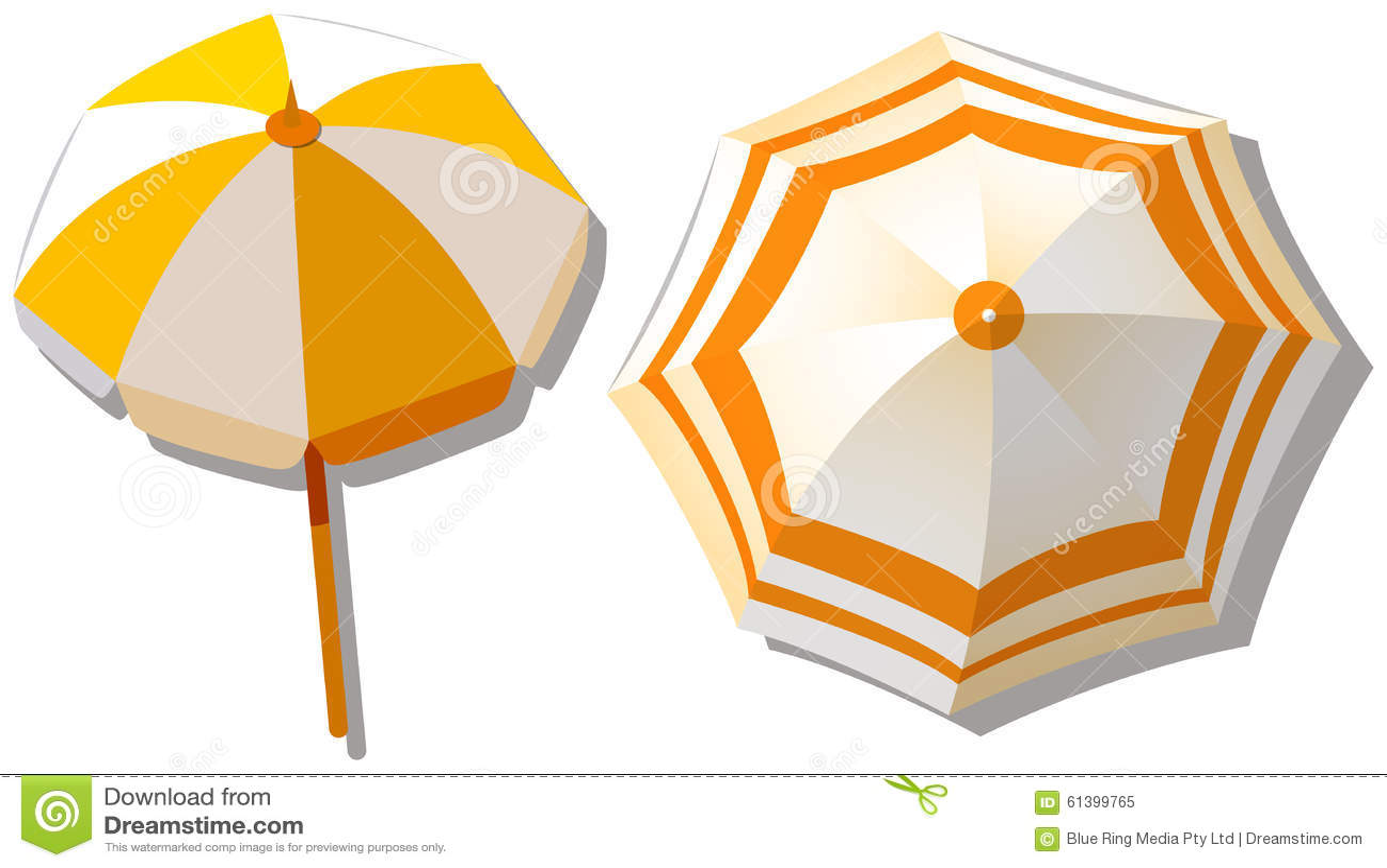 Paraplu van hoogste mening