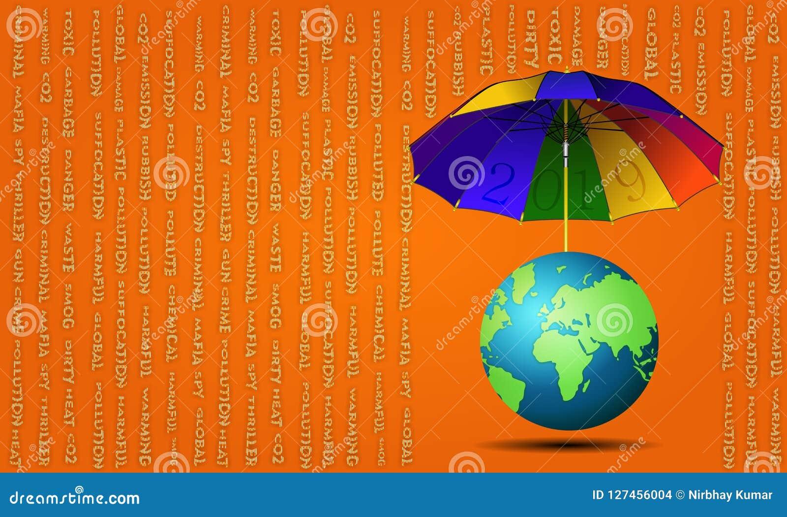 ` 2019 ` Paraplu voor de Aarde