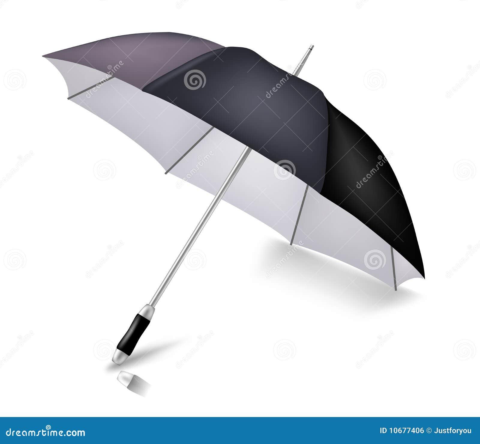 parapluie image libre de droits image 10677406. Black Bedroom Furniture Sets. Home Design Ideas
