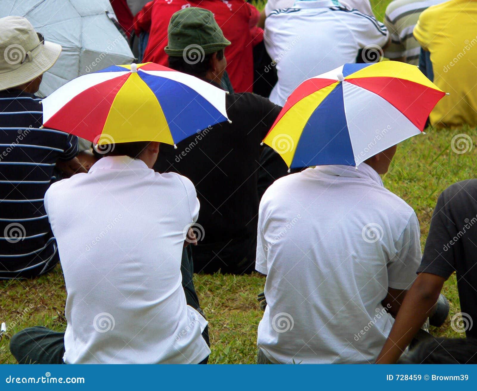 Parapluies principaux