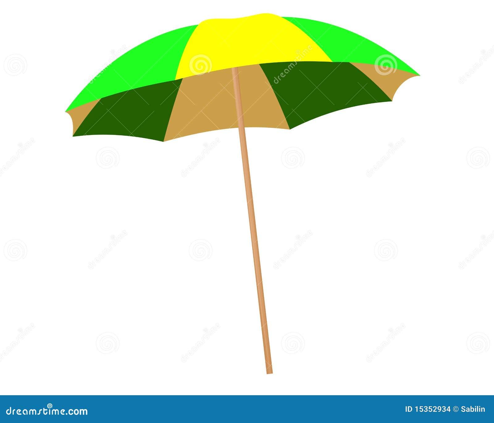 Parasol stock afbeeldingen afbeelding 15352934 - Zon parasol ...