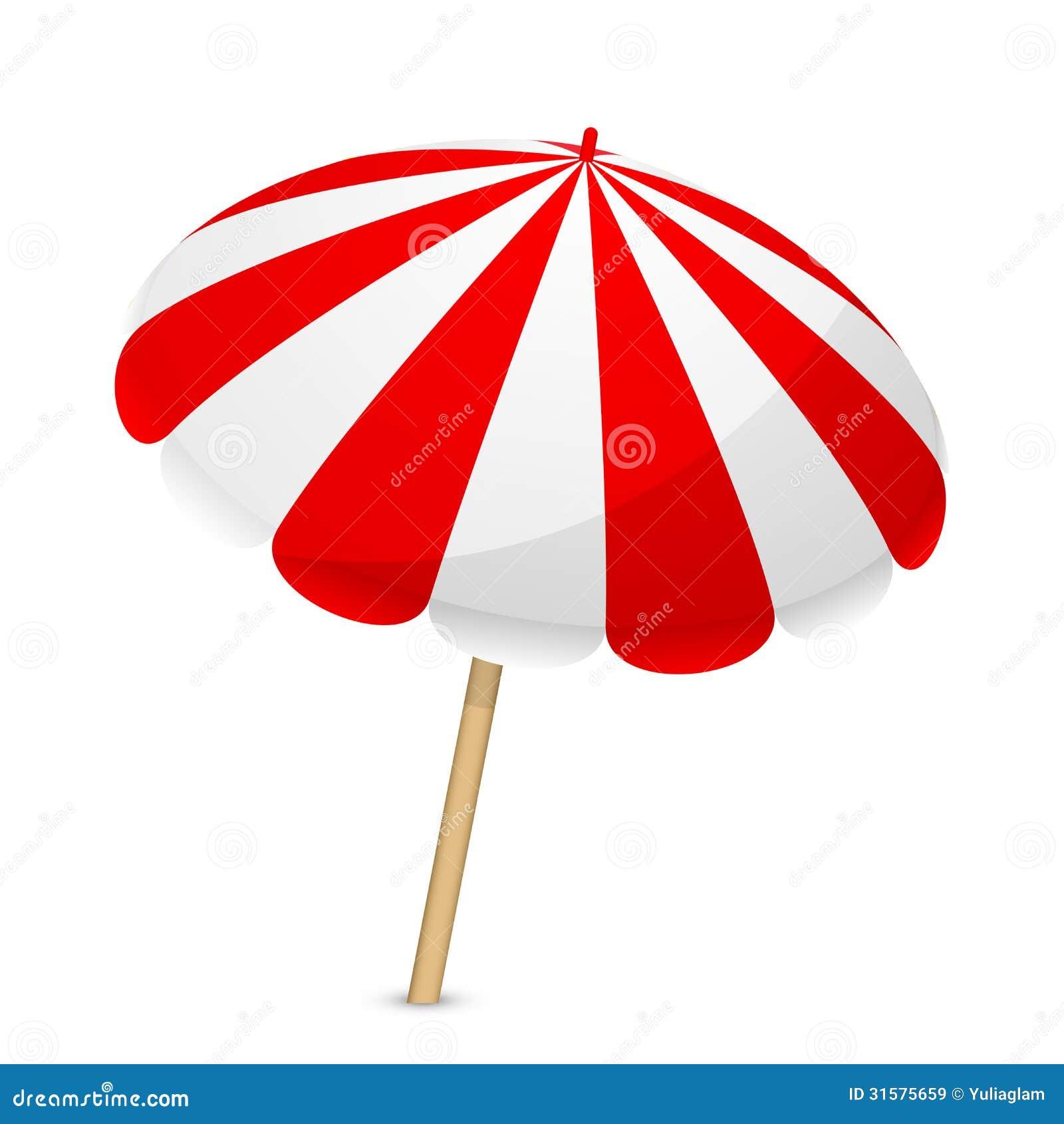 Parasol vector illustratie afbeelding bestaande uit kleur 31575659 - Zon parasol ...