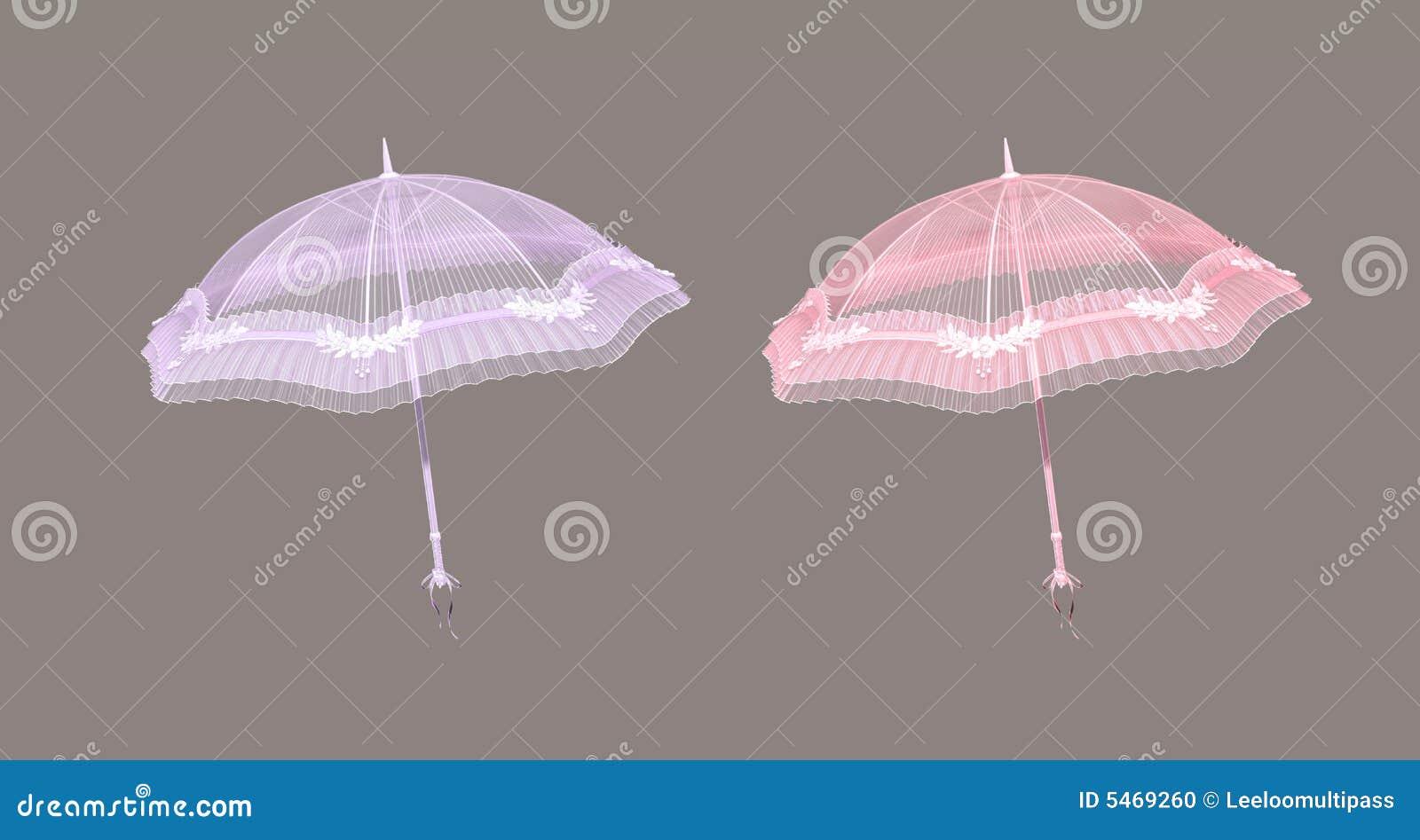 Download Parasol stock illustration. Illustration of parasols, accessory - 5469260