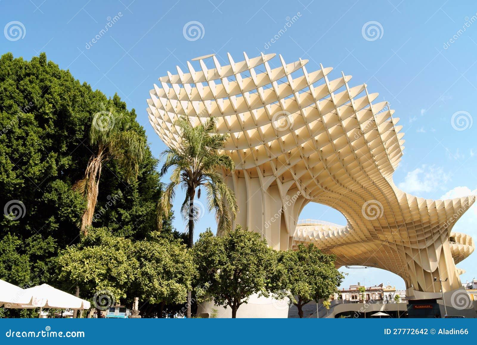 Parasol de Metropol en Séville, Espagne