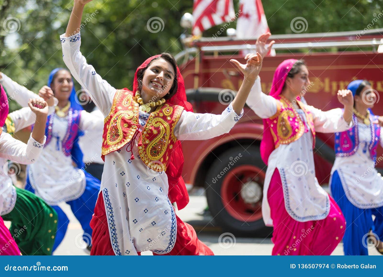 Parata nazionale 2018 di festa dell indipendenza