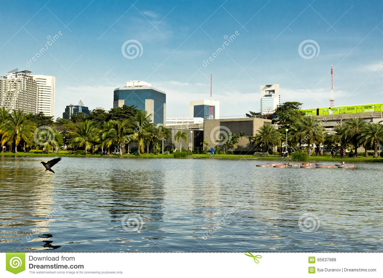 Parc de Bangkok