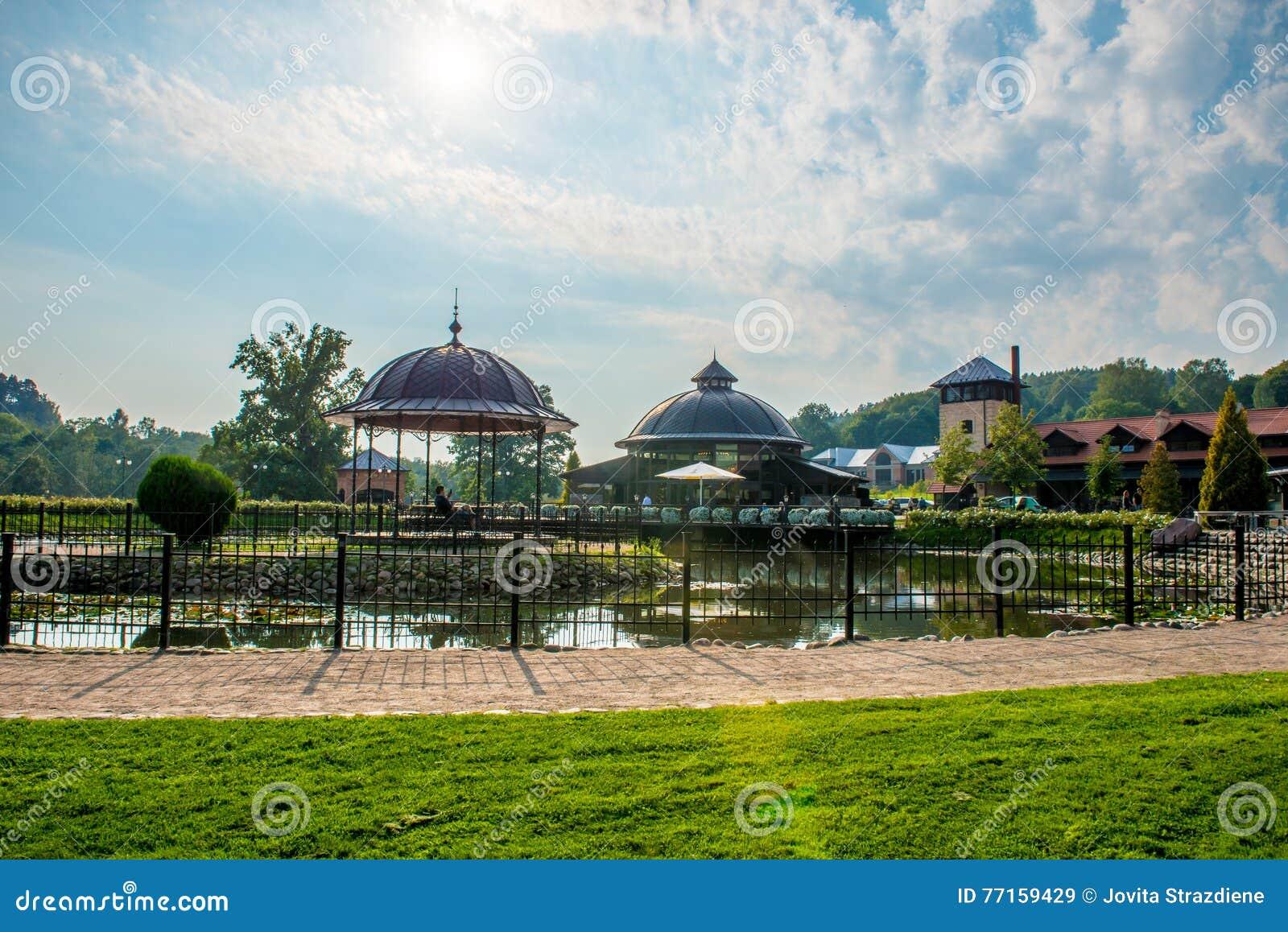 Parc de Belmontas, endroit à visiter à Vilnius
