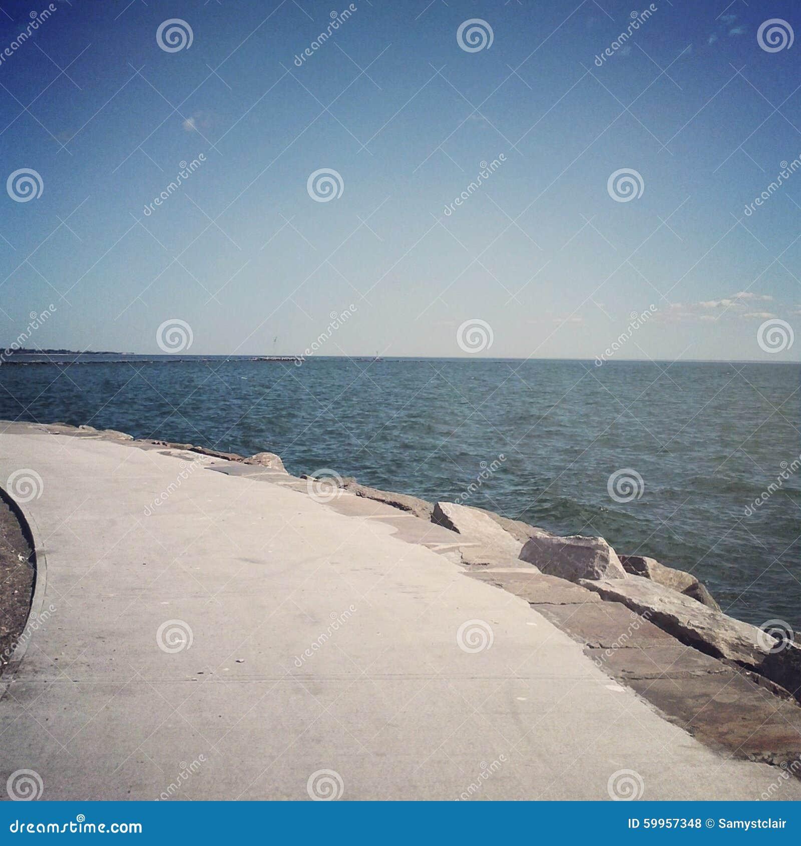 Parc de bord de la mer, Bridgeport le Connecticut