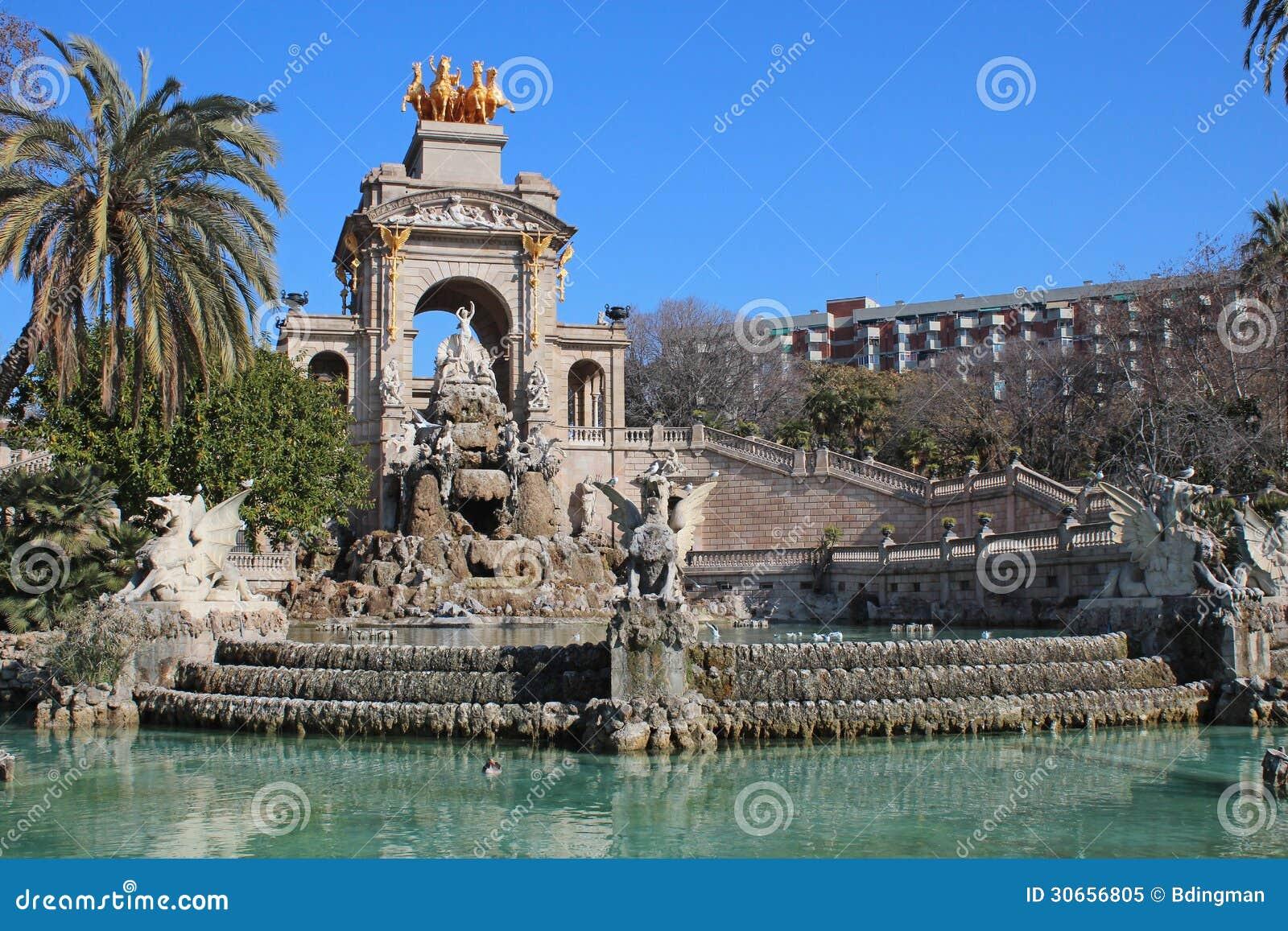 Parc de la Ciutadella (Ciutadella Park)
