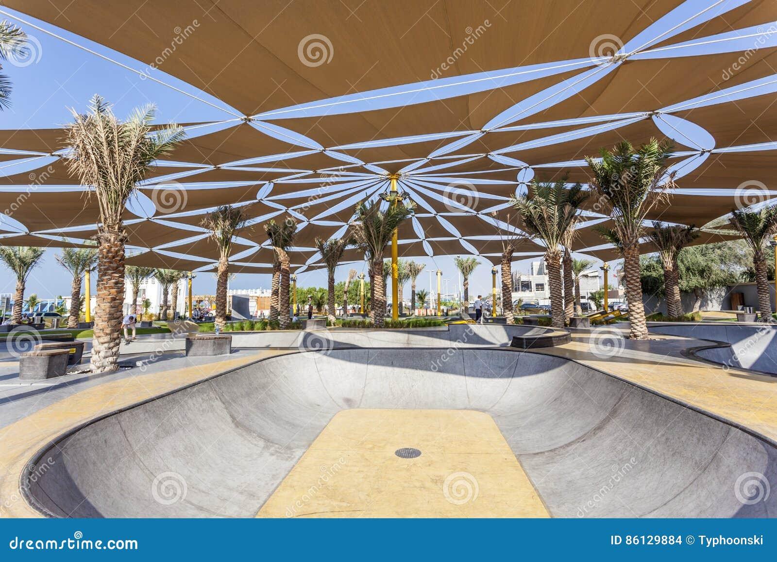Parc de patin de XDubai