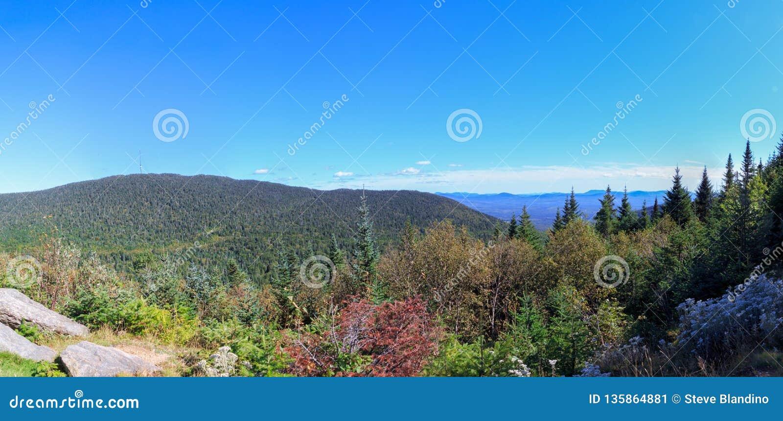 Parc du nacional Mont Mégantic