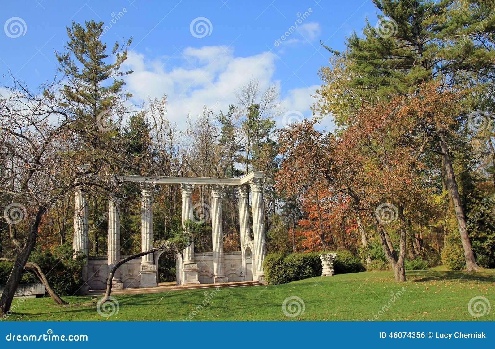 Parc en bois de guilde