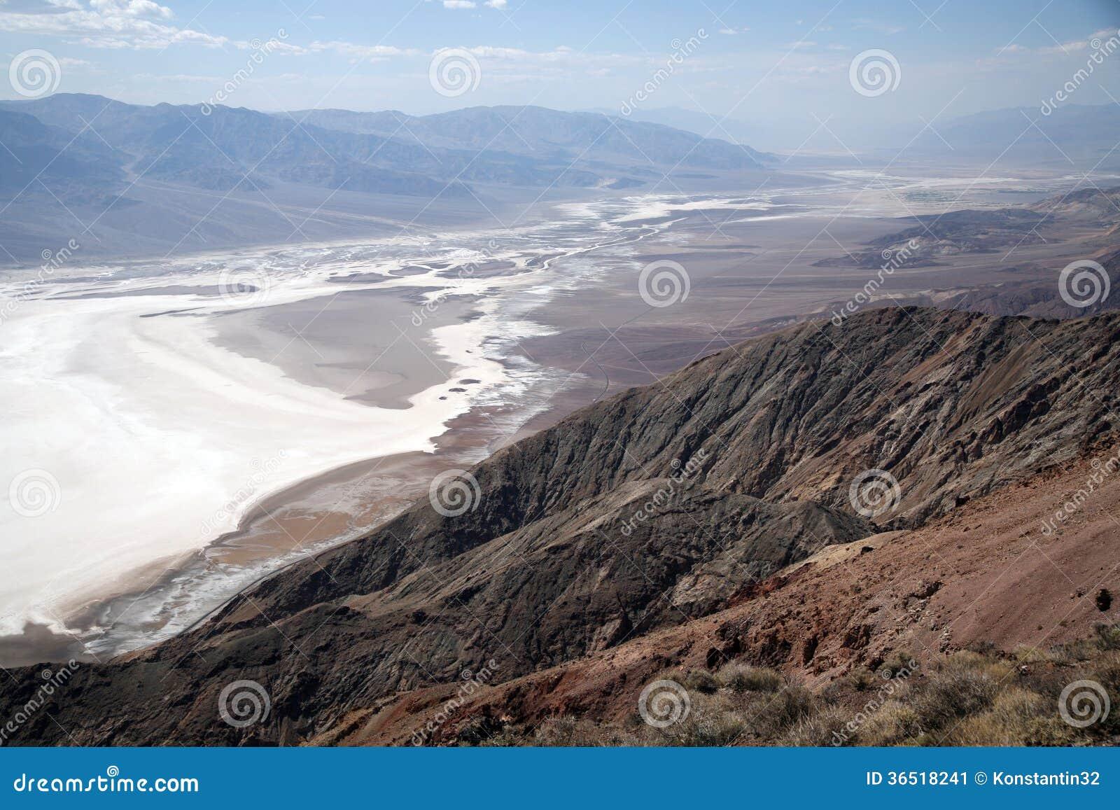 Parc national de Death Valley, la Californie, Etats-Unis