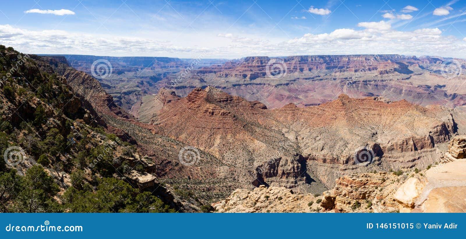 Parc national de Grand Canyon, panorama
