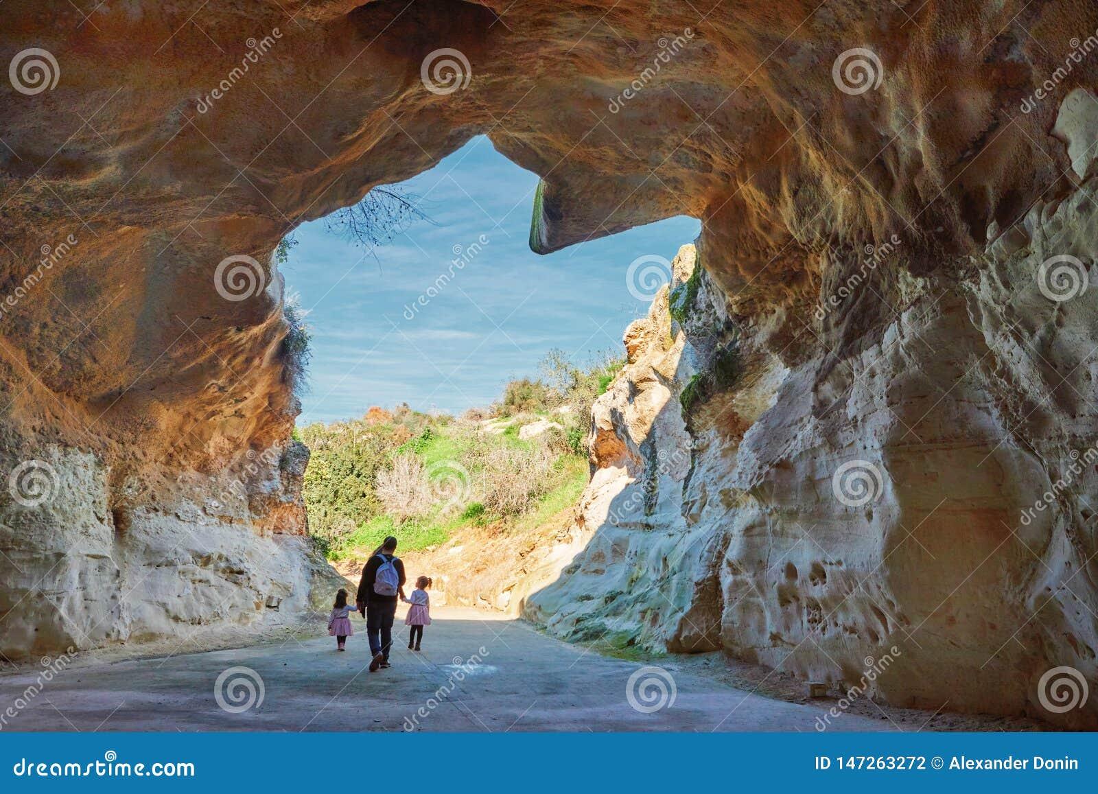 Parc national de l AR Bet Guvrin de caverne