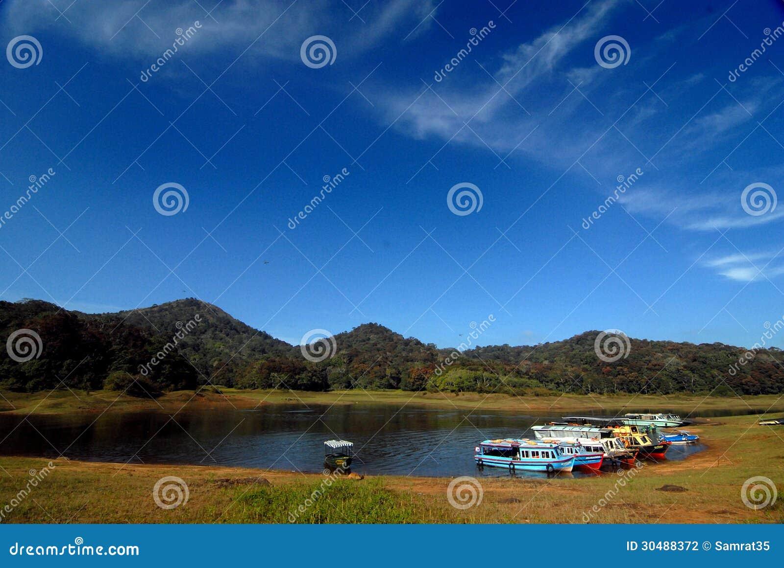 Parc national et réserve naturelle de Periyar